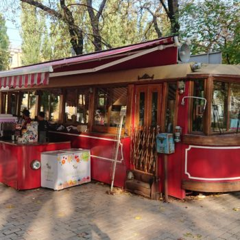 Time tram